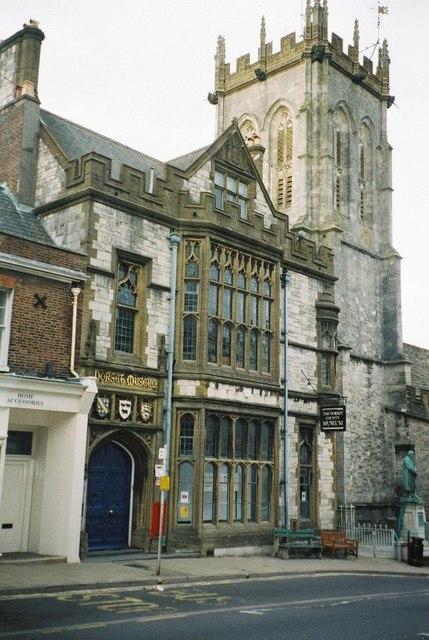 Dorchester: Dorset County Museum
