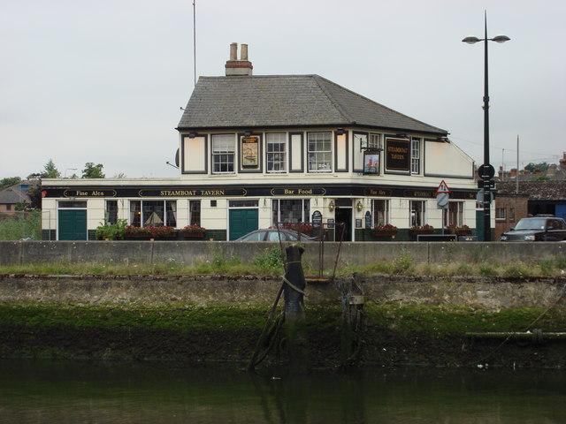 Steamboat Tavern
