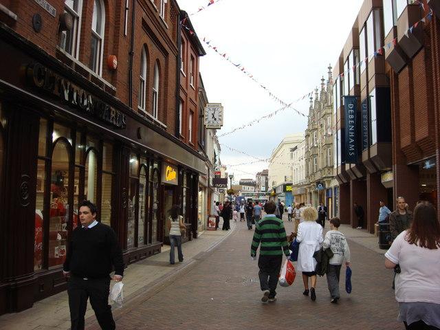 Westgate Street, Ipswich