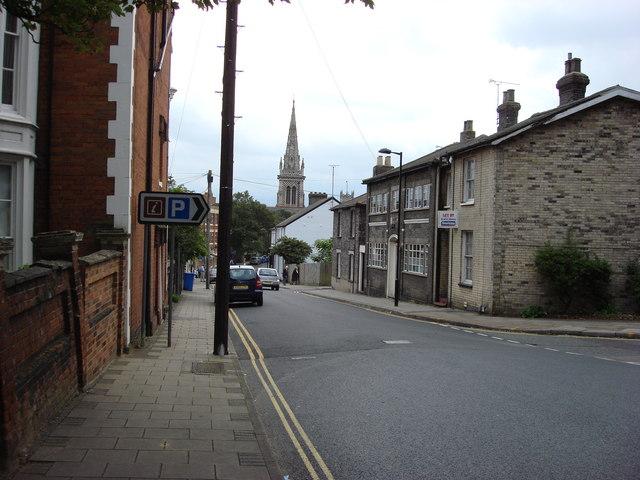 Neale Street, Ipswich
