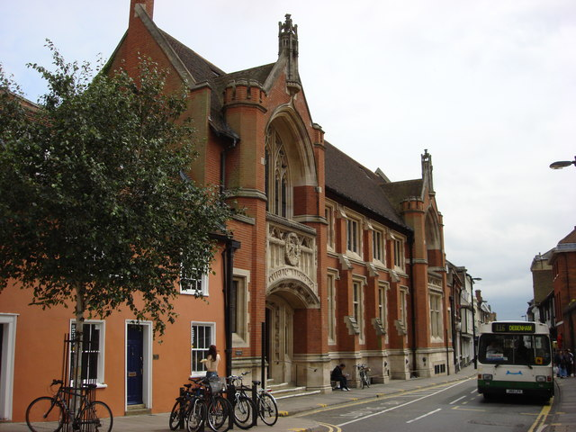 Public Library, Ipswich