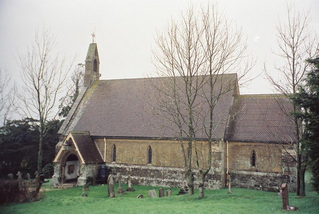 East Orchard: parish church of St. Thomas