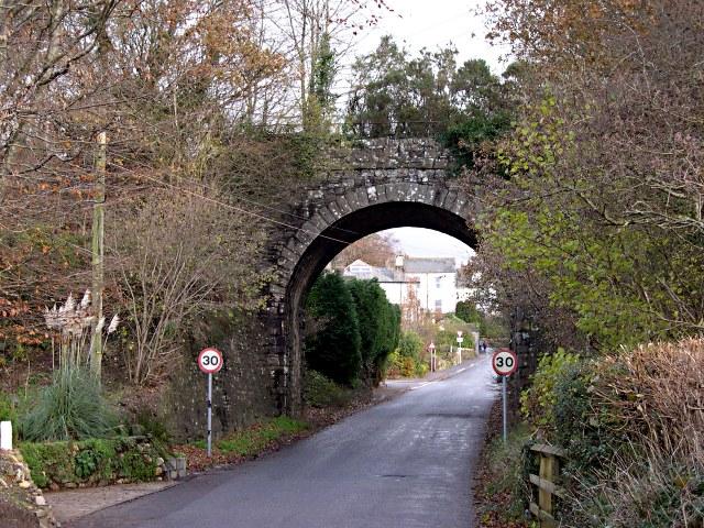 Disused Railway Bridge near Whitchurch