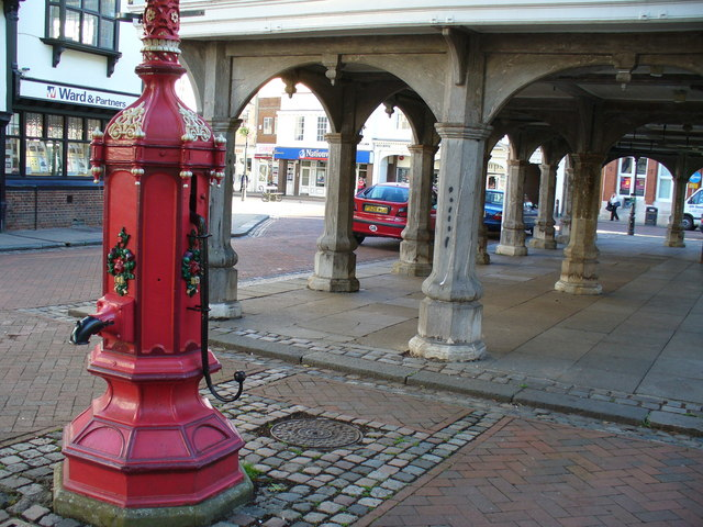 Old Town Pump, Faversham