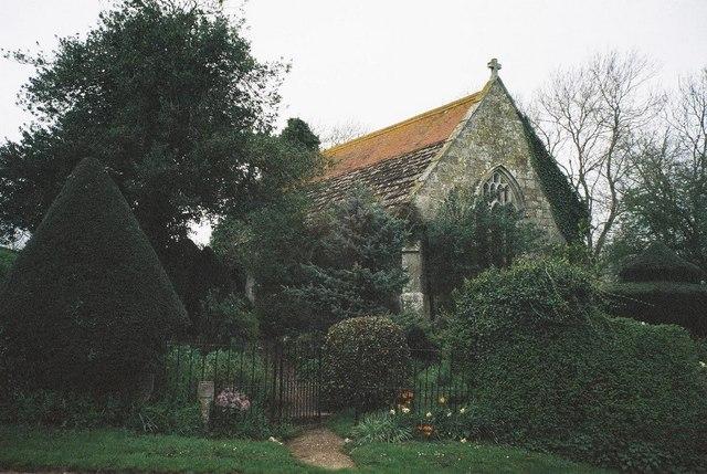 Farrington: former church