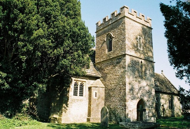 Fifehead Magdalen: parish church of St. Mary Magdalene