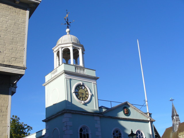 Faversham Clock Tower