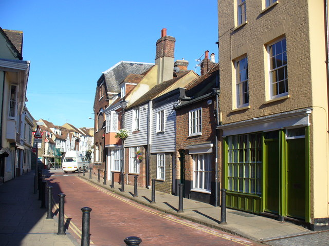 West Street, Faversham