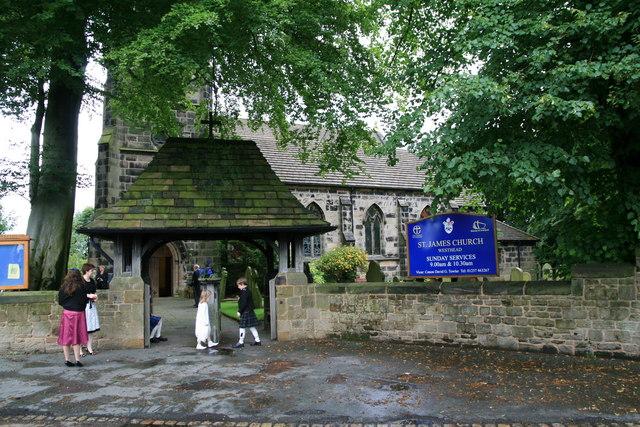 St James Church, Westhead