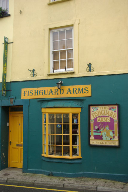 Fishguard Arms, Fishguard