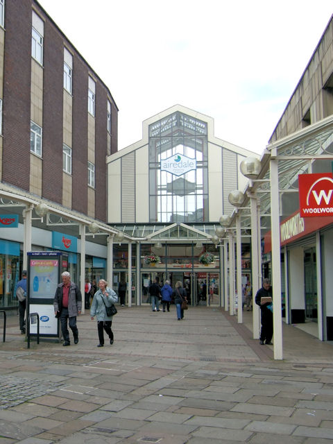 Keighley - Airedale Shopping Centre