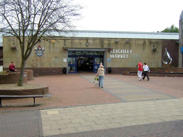 Keighley - Market Hall