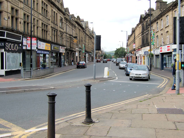 Keighley - North Street