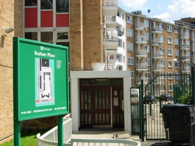Bayham Place, Camden Town