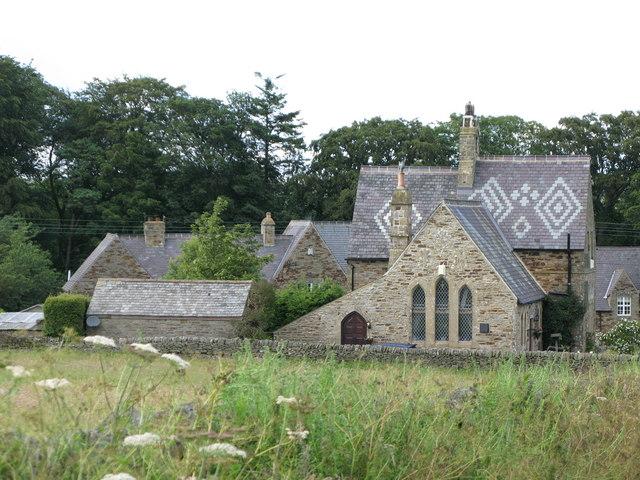 Cottage in Hunstanworth