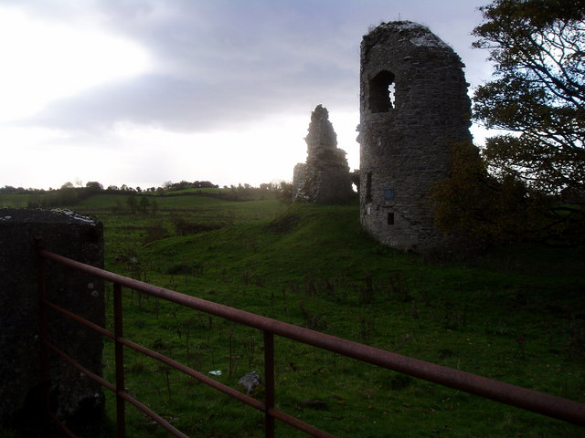 Ballylahan Castle