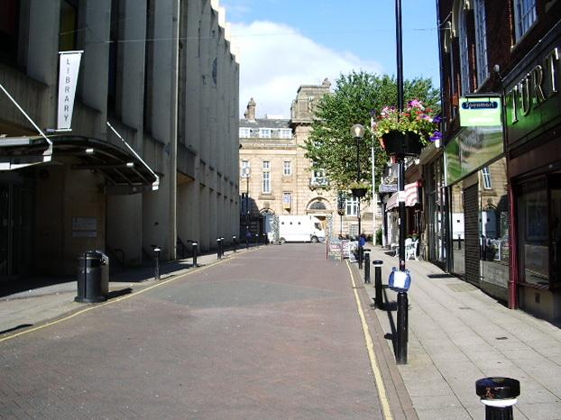 Town Hall Street, Blackburn