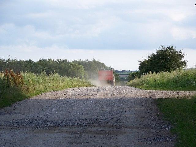 Byway near Yews Farm