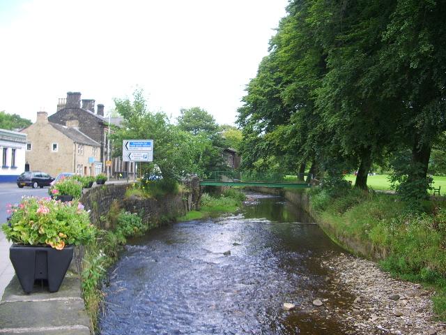 Pendle Water, Barrowford