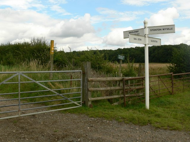 Bridleway to Noseley