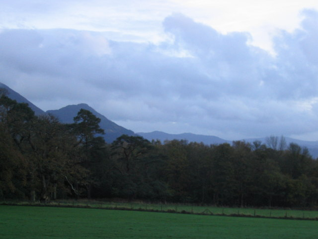 Toward Skiddaw