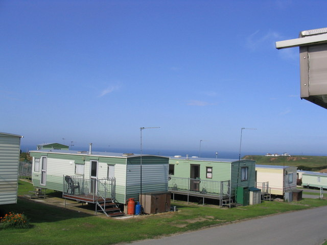 View from Thornwick Holiday Park