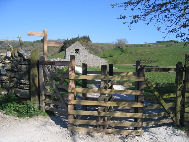 Pennine Way Junction