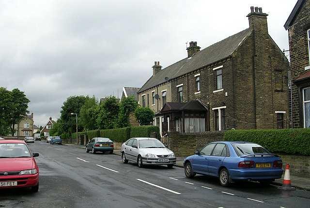 Roydstone Road