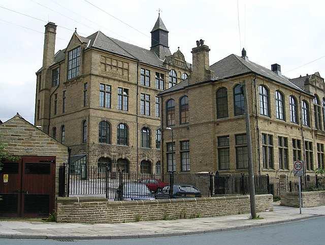 Former Hanson School - Barkerend Road