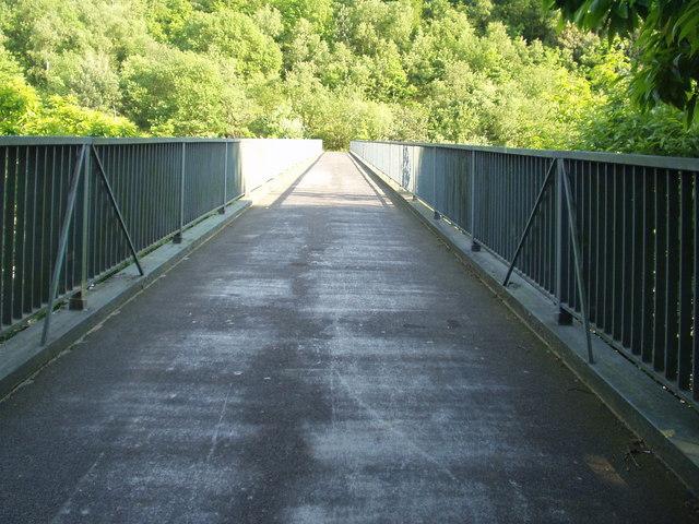 Bridge over Motorway