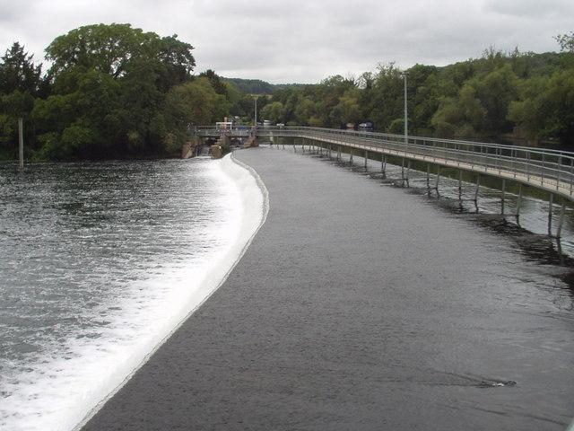 Hambleden Weir
