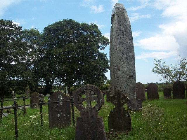 The Rudston Monolith, All Saints Church
