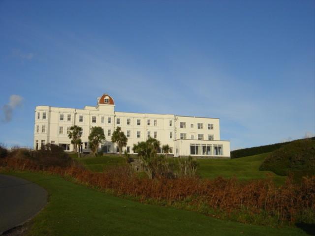 The Grand Island Hotel