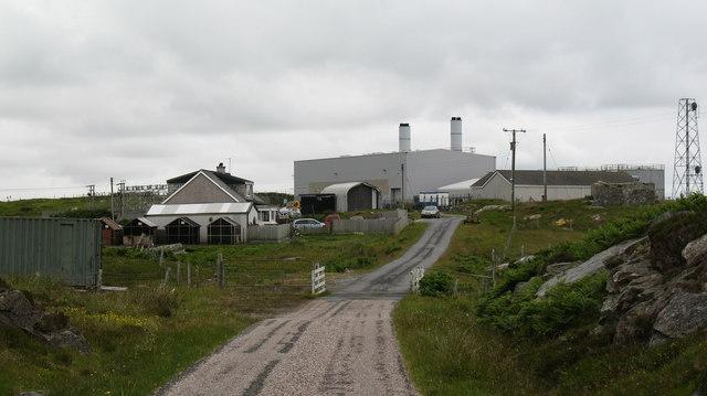 Sandavaig Power Station