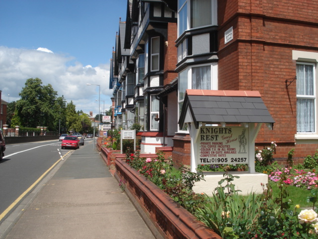 Bed and breakfast on Barbourne Road