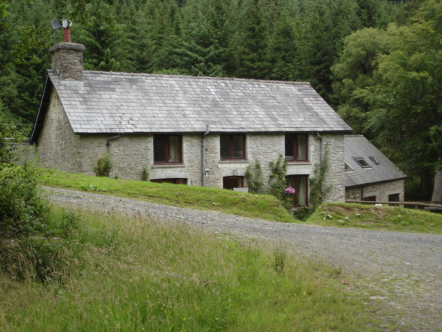 Trallwm Farmhouse