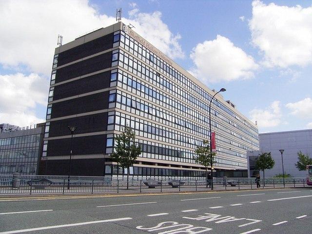 Sheffield Hallam University.