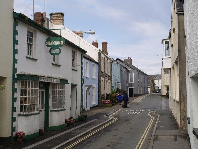 Fore Street, Hartland