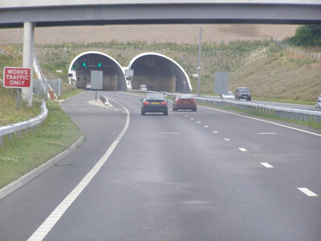 Weston Hills Tunnel
