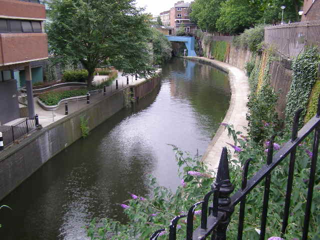 Regent's Canal, Lisson Grove