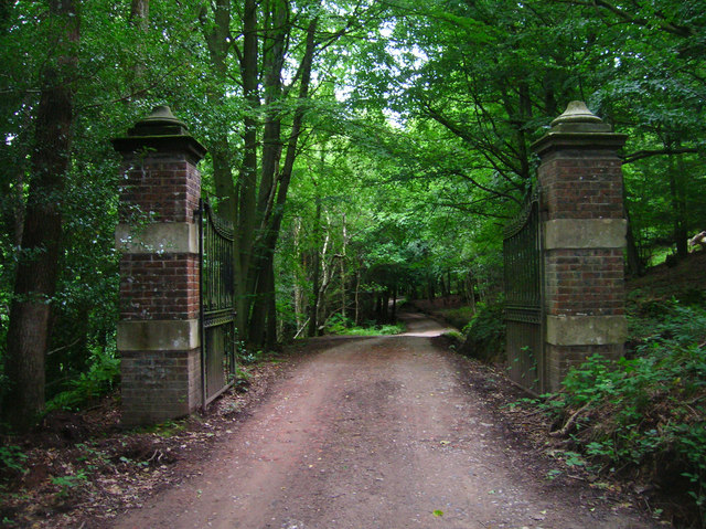 Gates, Dallington Forest