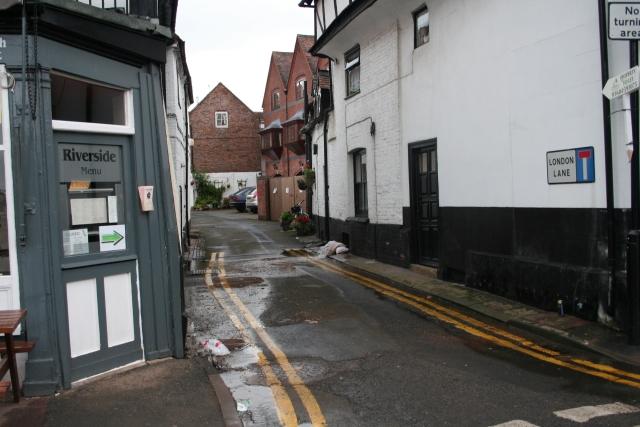 London Lane, Upton-upon-Severn