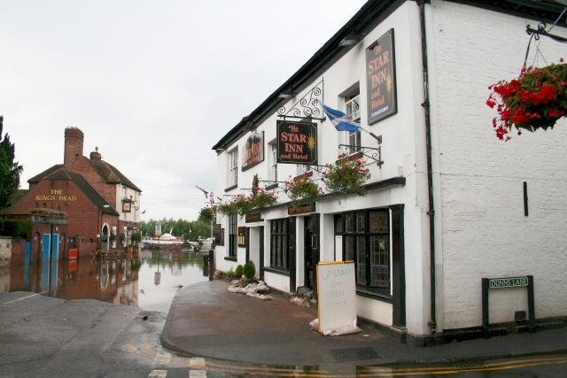 The Kings Head and The Star