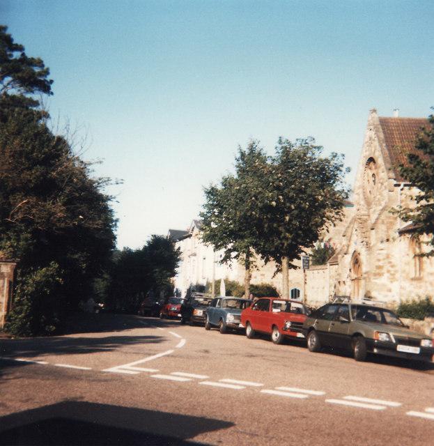 Trinity Road, Ventnor