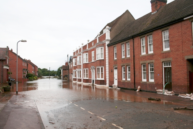 Receding Waters, New Street, Upton-upon-Severn