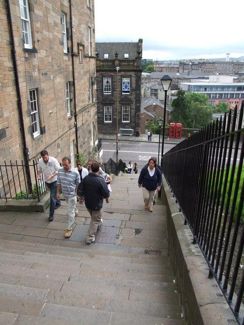 Castle Wynd North, Edinburgh