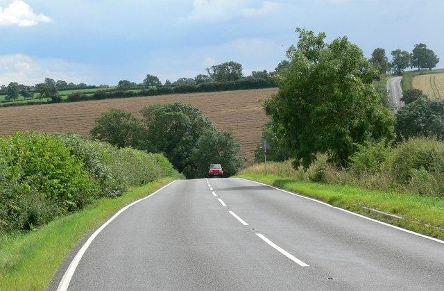 Melton Road near Shangton