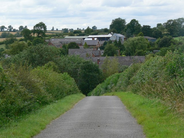 Main Street, looking towards Shangton