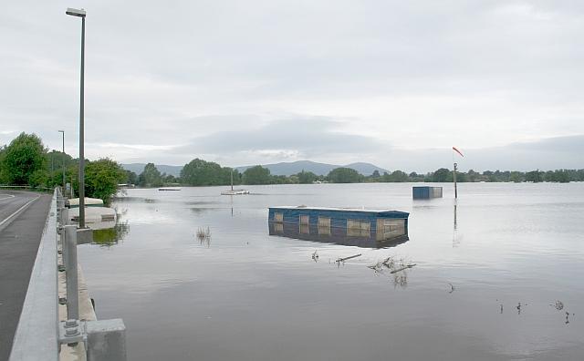Fish Meadow - July 2007 Flood