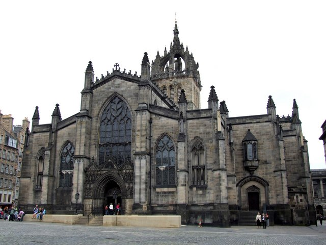 The Cathedral of St Giles, Edinburgh